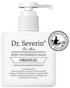 Dr. Severin® For Men Body Aftershave Balm Original 17.00 EUR/100 ml