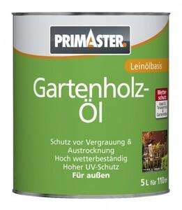 Primaster Gartenholzöl ,  douglasie, 5 l