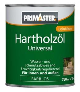 Primaster Hartholzöl Universal ,  750 ml, farblos