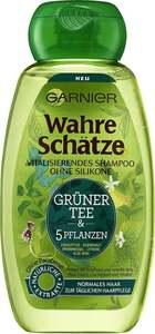 Garnier wahre Schätze vitalisierendes Shampoo Grüner T 0.96 EUR/100 ml