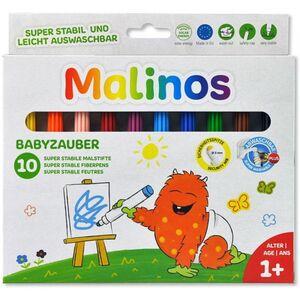 Malinos Babyzauber - 10 Malstifte - abwaschbar