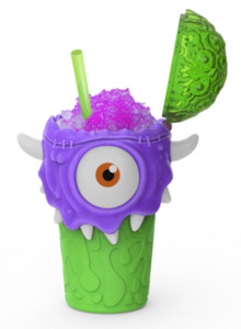 Brain Freez - Slushy Maker - 240 ml - grün/ lila