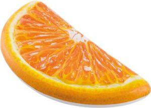 Luftmatratze Orangen-Stück, 178 x 85 cm