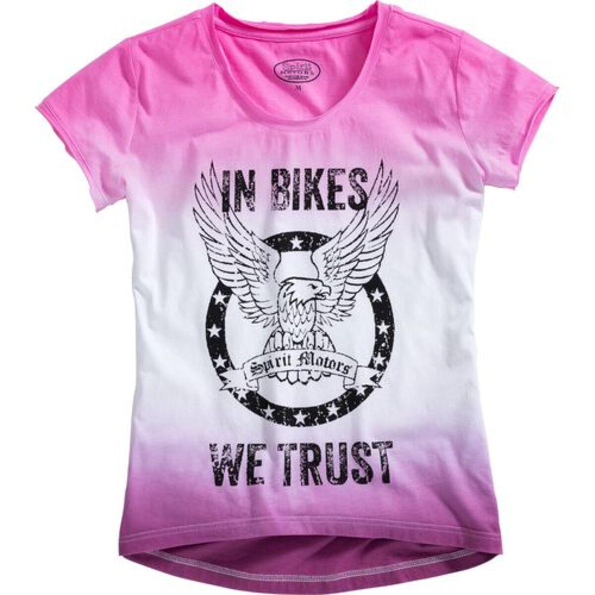 Bild 1 von Spirit Motors            T-Shirt 1.0 rosa