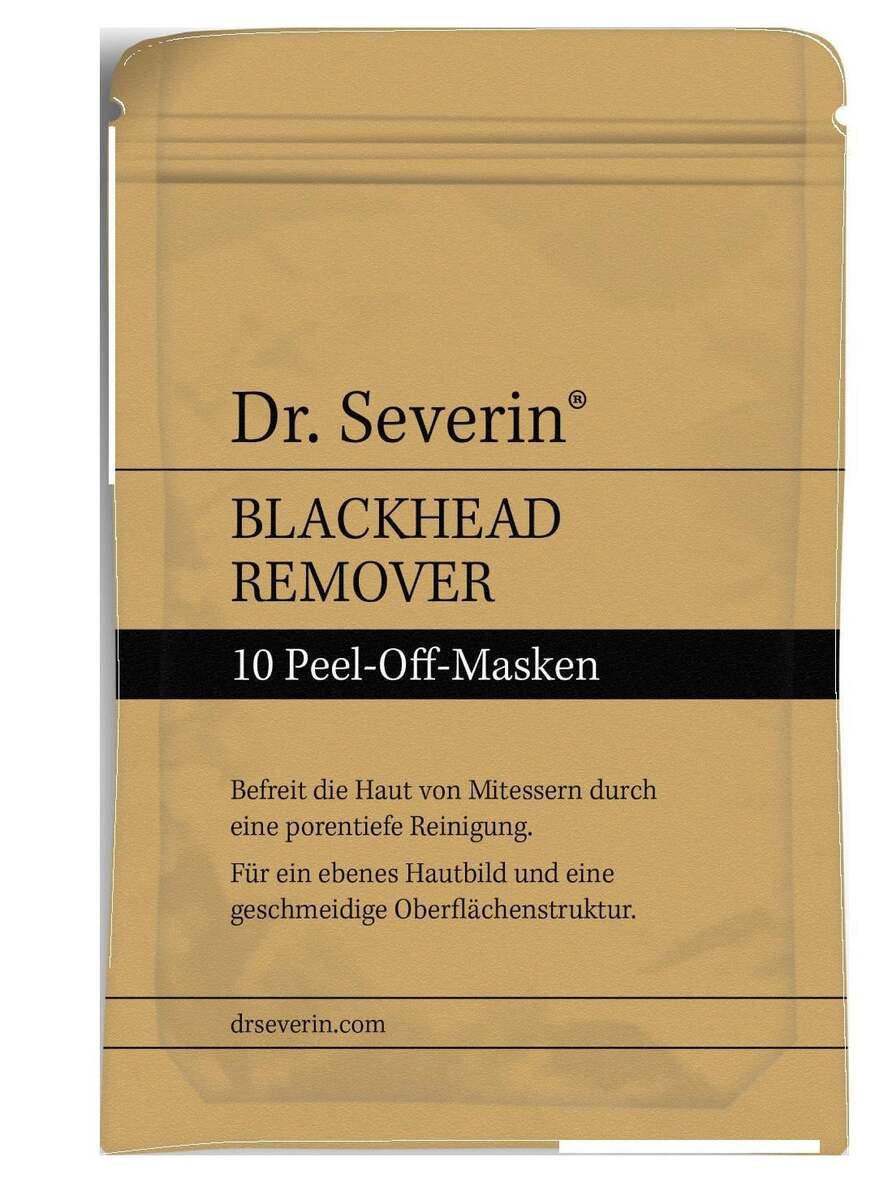 Bild 1 von Dr. Severin® Blackhead Remover Peel-Off-Masken 24.98 EUR/100 g