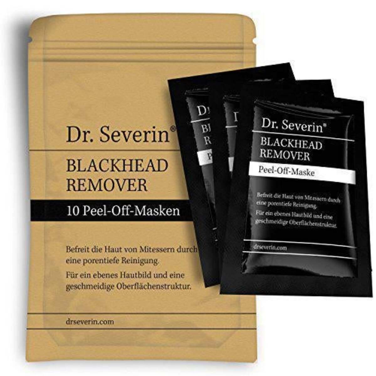 Bild 4 von Dr. Severin® Blackhead Remover Peel-Off-Masken 24.98 EUR/100 g