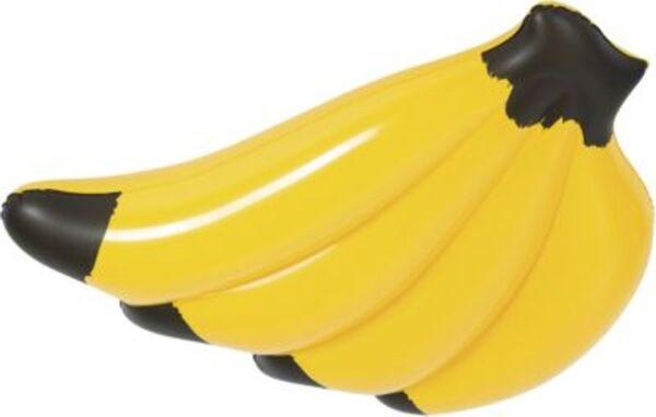 Banana Float 139 x 129 cm, Luftmatratze in Bananenform