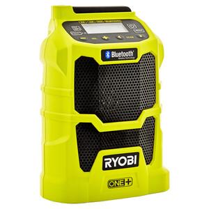 "Ryobi -              Akku-Bluetoothradio ""One+"" R18R-0 grün/schwarz 18 V"