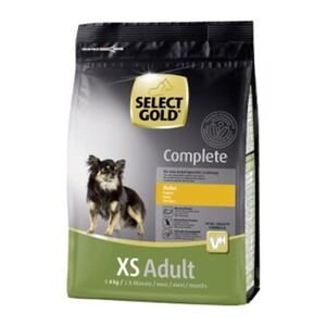 SELECT GOLD Complete XS Adult Huhn