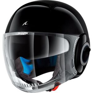 Shark helmets            Nano Blank Black