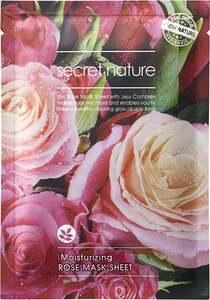 Secret Nature Rose Mask Sheet [Moisturizing]