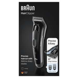 Braun HairClipper HC5050