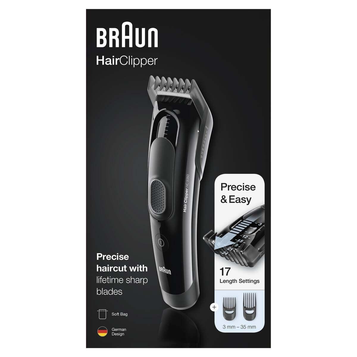 Bild 1 von Braun HairClipper HC5050