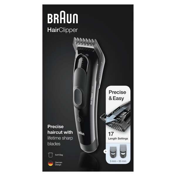 Braun HairClipper HC5050