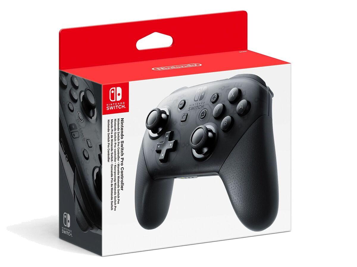 Bild 1 von Nintendo Switch Pro Controller