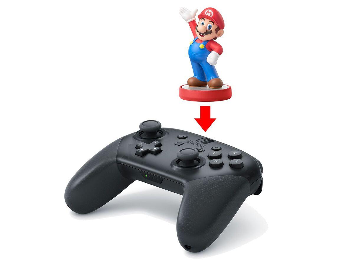 Bild 3 von Nintendo Switch Pro Controller