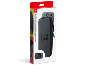 Nintendo Switch Tasche inkl. Schutzfolie