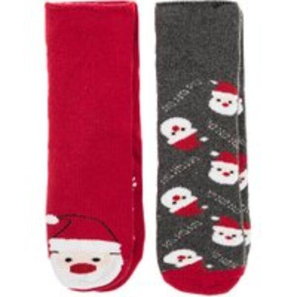 Baby Anti-Rutsch-Socken 2er Pack