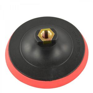 Schleifteller 125mm Klett M14 Aufnahme Winkelschleifer Schleifpapierteller