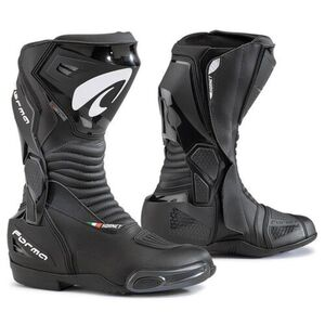 Forma            Hornet Dry Sport Lederstiefel schwarz