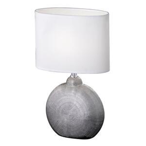 Boxxx TISCHLEUCHTE, Silber, Weiß
