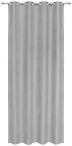 Ösenschal Pepsi Grau 140x245cm