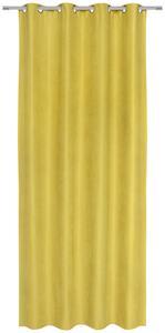 Ösenschal Pepsi Gelb 140x245cm