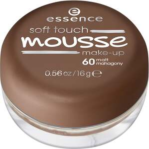 essence soft touch mousse make-up 60