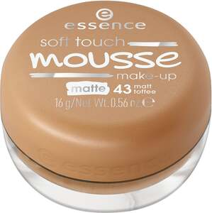 essence soft touch mousse make-up 43