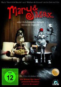 DVD Mary & Max - oder schrumpfen Schafe wenn es regnet