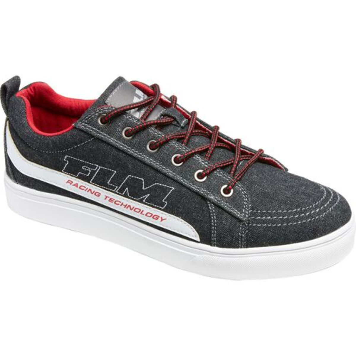 Bild 2 von FLM            Canvas Sneaker 2.0 schwarz