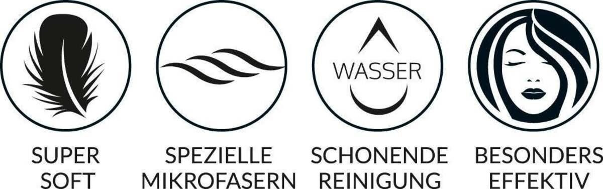Bild 2 von waschies Abschmink- & Waschpads 3er-Set