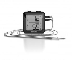 Primaster Bratenthermometer Duo Bluetooth