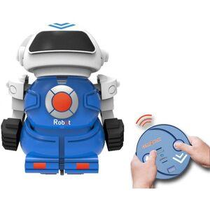 Mini Bot - ferngesteuerter Roboter - blau