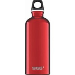 SIGG Trinkflasche Alu Traveller Red 0.6l