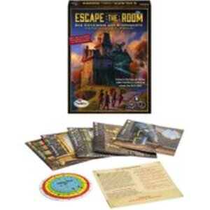 Ravensburger Thinkfun Escape the Room - Sternwarte