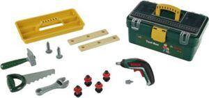 klein Werkzeugbox mit Ixolino II und Zubehör