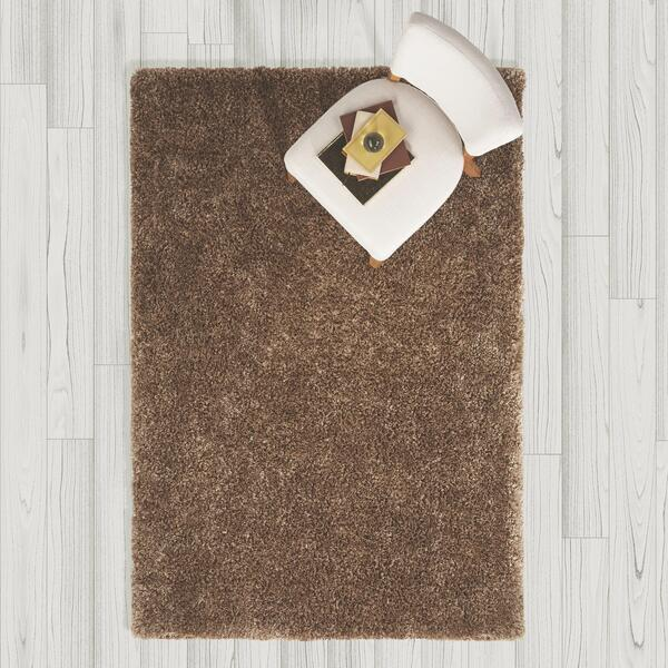 Teppich Hochflor Shaggy ca. 120x170 cm