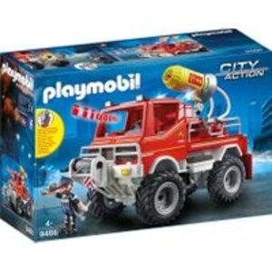 PLAYMOBIL 9466 Feuerwehr Truck