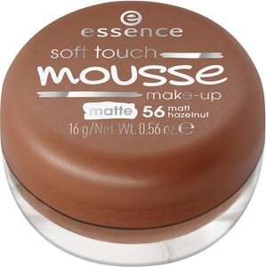 essence soft touch mousse make-up 56