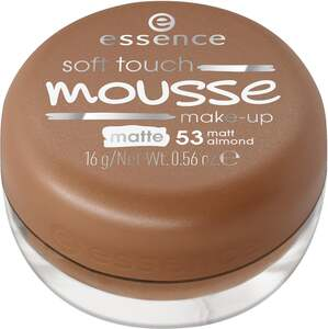 essence soft touch mousse make-up 53