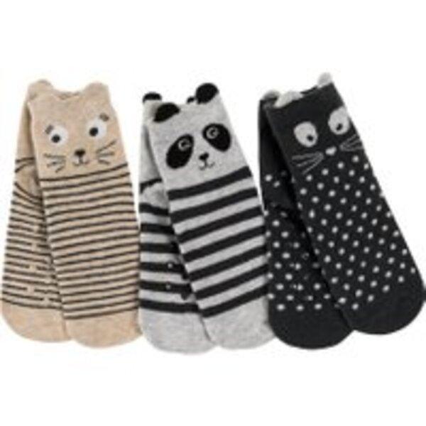 Socken 3er Pack für Mädchen