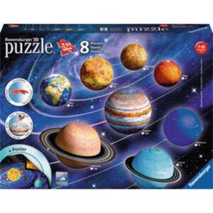 3D Puzzle® Planetensystem