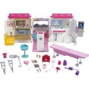 Barbie 2 in 1 Krankenwagen