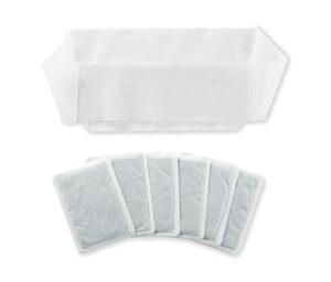 Sebstwärmender Wärmegürtel für 3 Anwendungen