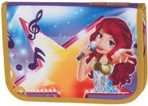 Schüleretui LEGO Friends Pop Star