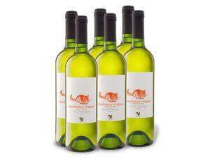 6 x 0,75-l-Flasche CIMAROSA Reserva Privada Chardonnay-Viognier Valle Central trocken, Weißwein