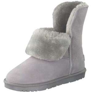 Leone Winter Boots Damen grau