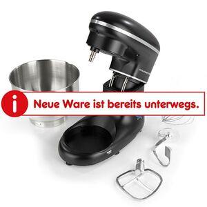 GOURMETmaxx Küchenmaschine 1500W schwarz