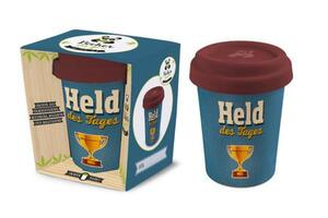 Becher To Go 350ml ´´Held des Tages